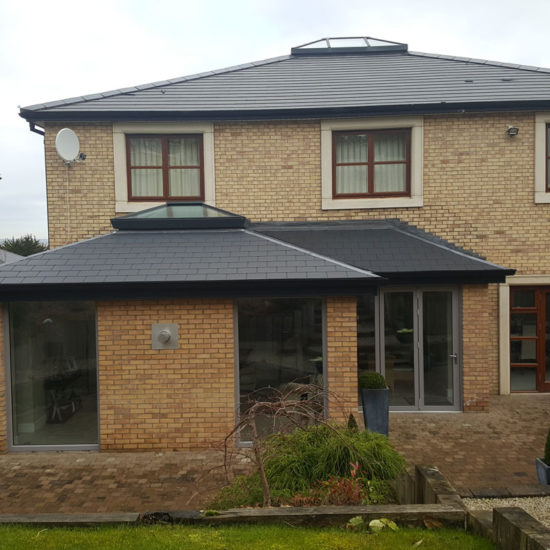 Rear Extension in Malahide